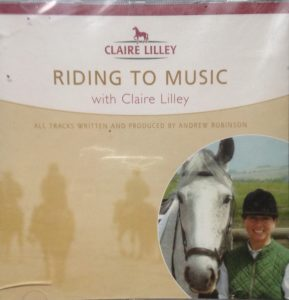 riding to music CD